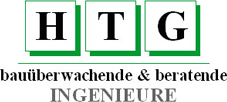 Logo HTG Baumanagement GmbH